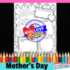 Mother's Day Poster Activity