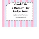 Mother&#039;s Day Recipe Poetry Project
