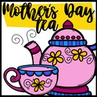 Mother&#039;s Day Tea Party Invitation Pack