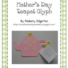 Mother's Day Teapot Glyph