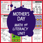 Mother's Day Unit-Common Core Standards