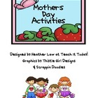 Mother&#039;s Day Writing Activities