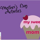 Mothers Day Writing &amp; Books