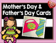 Mother&#039;s Day and Father&#039;s Day Craft Cards
