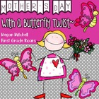 Mother's Day with a Butterfly Twist