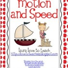 Motion and Speed Outline Notes
