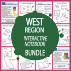Mountain States Unit-Common Core Standards-Audio Included!