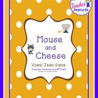 Mouse and Cheese: Vowel Team Game