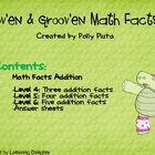 Mov&#039;en &amp; Groov&#039;n Math Facts Addition Level 4-6