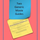 Movie Guides - 2 Generic Movie Guides