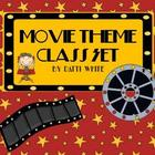 Movie Theme Class Set