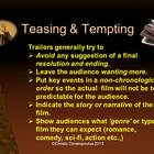 Movie Trailer Tempters