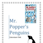 &quot;Mr. Popper&#039;s Pengins&quot;, by R. and F. Atwater, Literature U