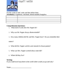 Mr. Popper's Penguin Comprehension and Vocabulary Unit