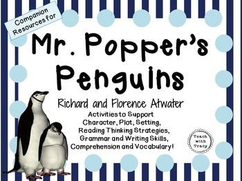 Mr. Popper's Penguins: Characters, Plot, and Setting