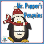 Mr. Popper's Penguins Comprehension Question Packet