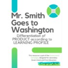 Mr. Smith Goes to Washington Differentiated Lesson