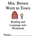 Mrs. Brown Went to Town ~ Wong Herbert Yee ~ Language Arts