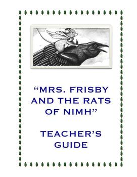 Mrs. Frisby Lesson Plans: Vocabulary and Questions