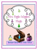 Mrs. Piggle Wiggle's Magic - Reader Response Task Cards