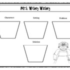 Mrs. Wishy Washy Story Map