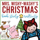 Mrs. Wishy-Washy&#039;s Christmas {a mini book study}