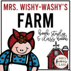 Mrs. Wishy-Washy's Farm Book Study