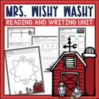 Mrs. Wishy Washy&#039;s Farm by Joy Crowley Guided Reading Unit