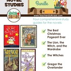 Much Loved Read Aloud Book Bundle {Four Outstanding Novels