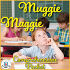 Muggie Maggie Comprehension Question Packet