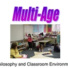 "Multi-Age power point for parents  ""What is Multi-Age?"""