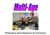 """Multi-Age power point for parents  """"What is Multi-Age?"""""""