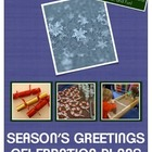 Multicultural Season's Greetings Celebration - Activities