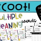 Multiple Meaning Words- Scoot!