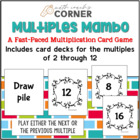 Multiples Mambo: A Fast-Paced Game for Practicing Multiples