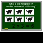 Multiplication Arrays Powerpoint