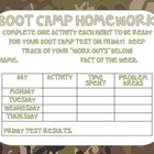 Multiplication Boot Camp Grade 3, Common Core 3.OA.7