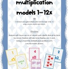 Multiplication Concrete Models Game