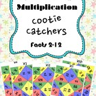 Multiplication Cootie Catchers