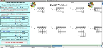 Multiplication & Division Trainer