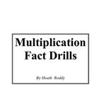 Multiplication Fact Drills