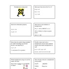 Multiplication Foldable/Study Guide (basic)