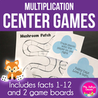 Multiplication Friends: Centers for Common Core Practice