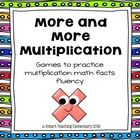 Multiplication Fun Pack