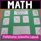 Multiplication Interactive Lap Book