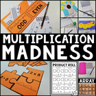 Multiplication Madness: An Introduction to Multiplication
