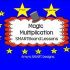 Multiplication Magic SMARTBoard Unit