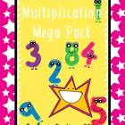 Multiplication Mega pack