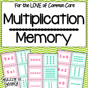 Multiplication Memory