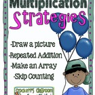 Multiplication Midway,  Strategies for Learning the Facts